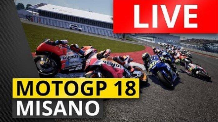 LINK LIVE STREAMING MOTOGP SAN MARINO 2019, Siaran Langsung (Live) TV Online Trans 7 Mulai Jam 17.00
