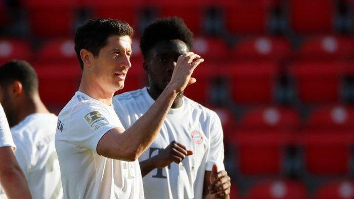 Tajam di Bayern Muenchen, Robert Lewandowski Tak Mau Ambil Pusing Soal Ballon d'Or