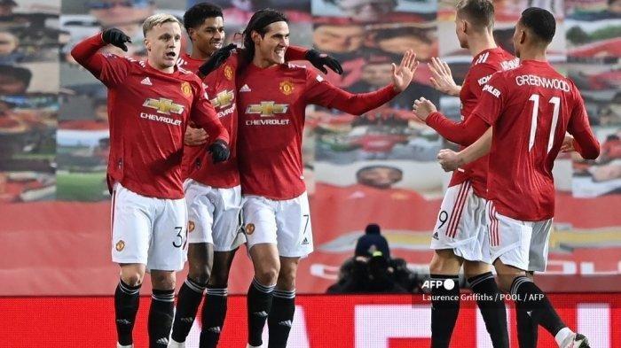 SEDANG BERLANGSUNG Liga Inggris Arsenal vs Manchester United Live Streaming Mola TV di Sini