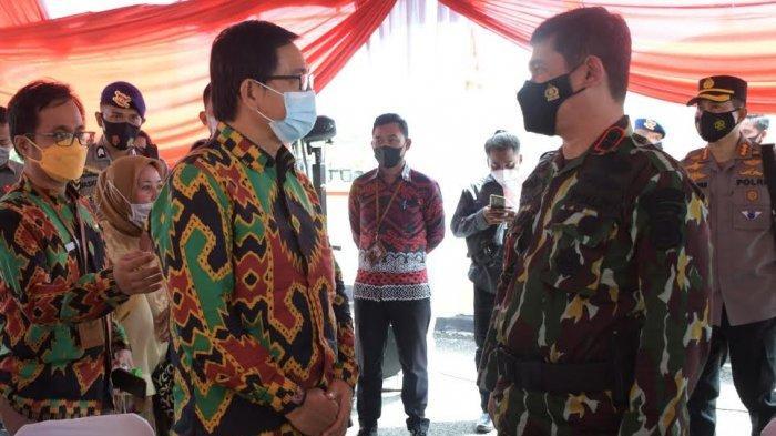 Wakil Bupati Luwu Utara Sambut Baik Terbentuknya Batalyon D Pelopor Satuan Brimob
