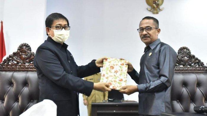 Wakil Bupati Luwu Utara Dorong 3 Ranperda Eksekutif ke DPRD, Apa Saja?
