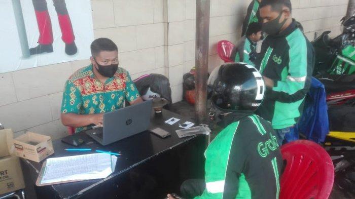 Layanan Servis Gratis untuk Motor Mitra Grab di Bengkel Yamaha, Kuota Hanya 30 Unit per Hari