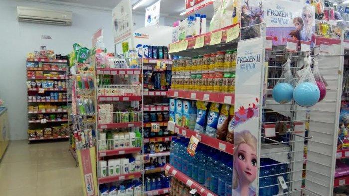 Label Khusus Alfamart Turun Harga