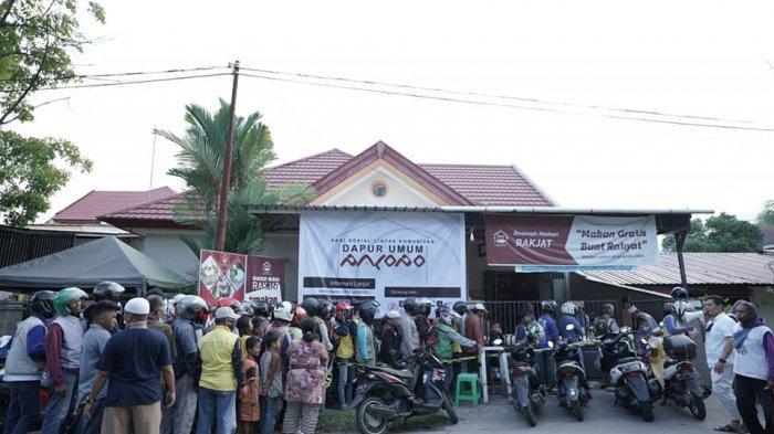 RMR Palopo Sediakan 250 Paket Buka Puasa Gratis Tiap Hari