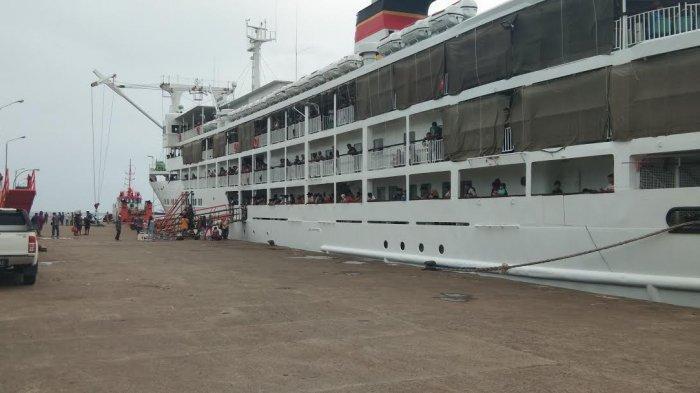 4.808 Pemudik Tujuan Kalimantan Berangkat dari Pelabuhan Parepare