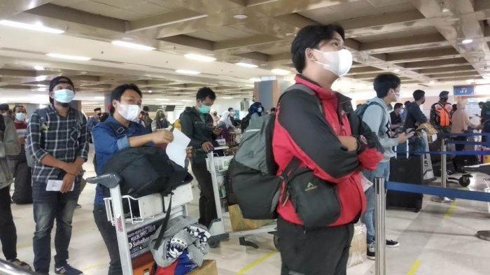Minggu, Jumlah Penumpang di Bandara Sultan Hasanuddin Capai 25.529