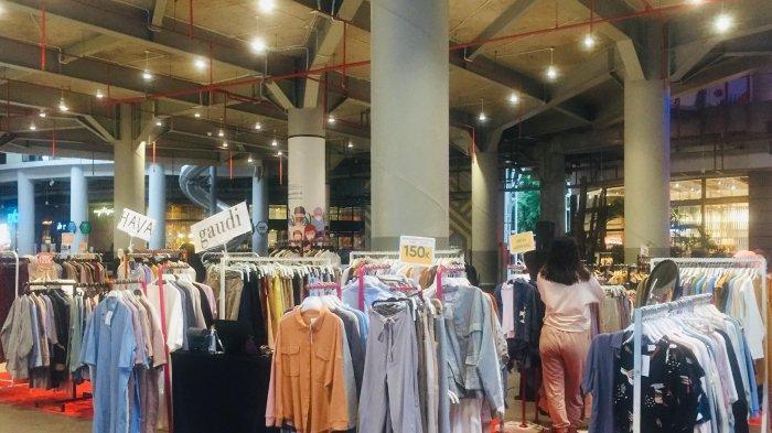 Bazar Gaudi Nipah Mall Makassar, Harga Mulai Rp 50 Ribu