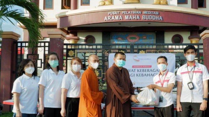 Kumala Group Sebar 1.000 Paket Sembako dan 1.000 Paket Makanan Buka Puasa