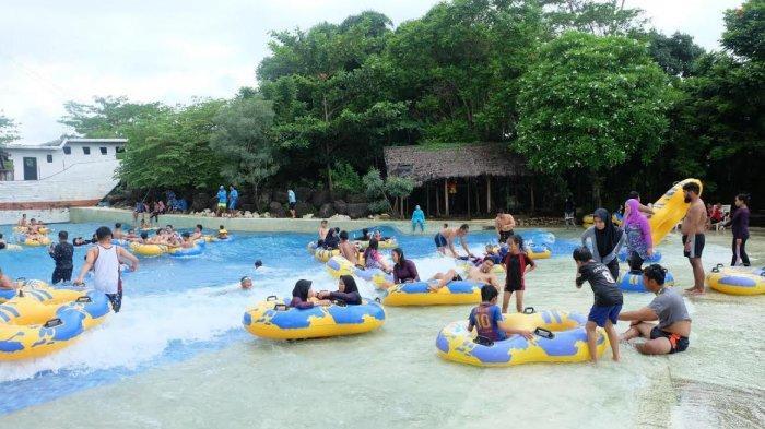 Diskon 60 Persen Masuk di Bugis Waterpark Selama Januari