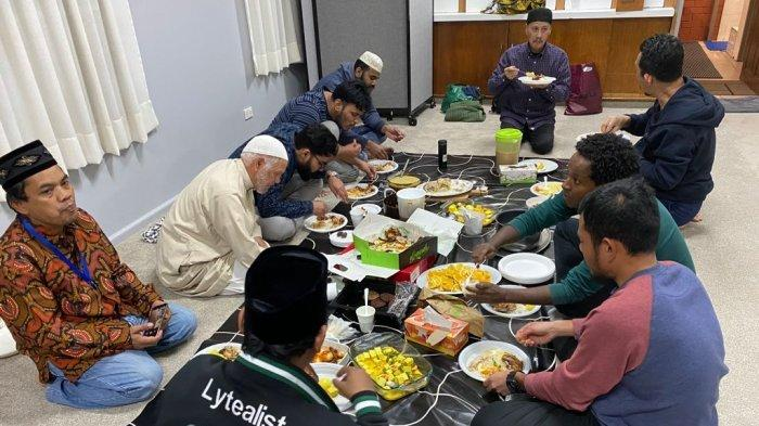 Jelajah Masjid di Australia, Nikmatnya Berbuka di Masjid Al Hijrah di Sydney, Es Buah hingga Gulai