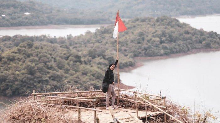 Dulunya Hanya Kebun Jagung, Bukit Indah Beroanging Kini Berubah Jadi Destinasi Wisata di Gowa