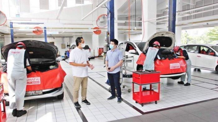 Bengkel Astra Daihatsu Tetap Buka Saat Lebaran, Beri Diskon Jasa Servis Hingga 10 Persen