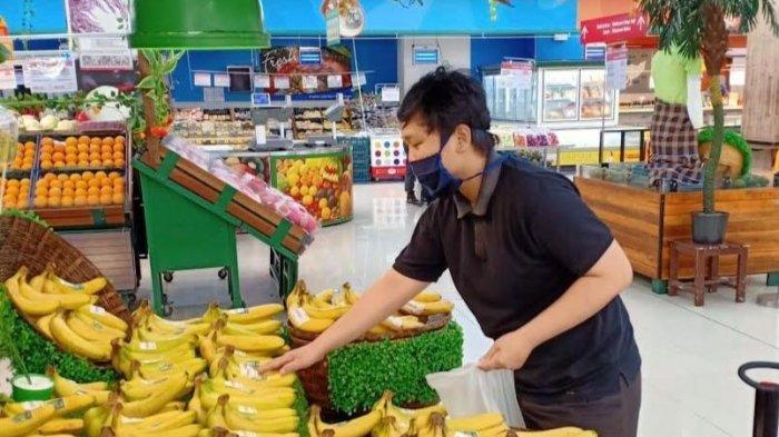 Cumi Bangka Sisa Rp 8.990 per 100 gram, Nanas dan Pisang juga Turun di Lotte Mart
