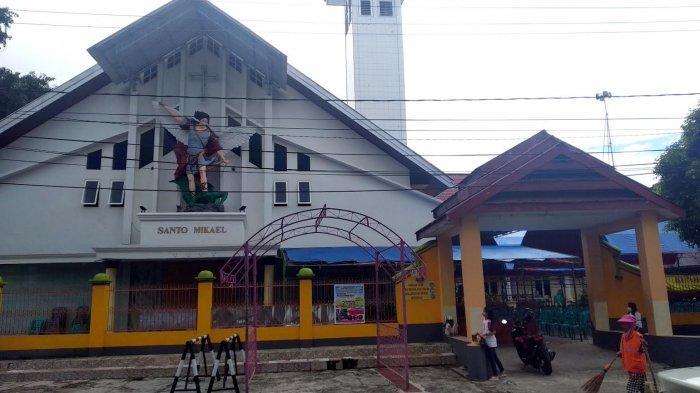 Umat Katolik di Palopo Mulai Rangkaian Paskah Hari Ini, Polisi dan TNI Lakukan Penjagaan