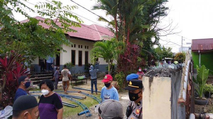 BREAKING NEWS: Seorang Bapak di Palopo Ditemukan Tewas Gantung Diri