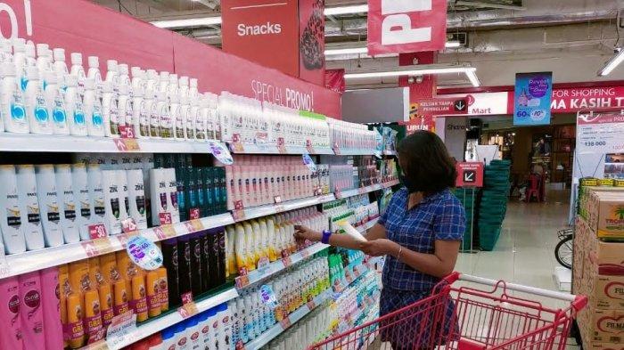 Beras 5 Kg Sisa Rp Rp 59.500 di Lotte Mart, Produk Susu Juga Banting Harga