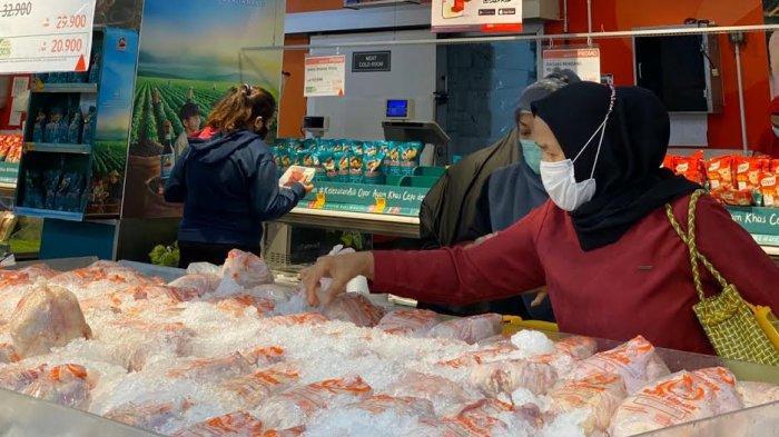 Ramadhan, Buah-buahan Turun Harga di Lotte Mart