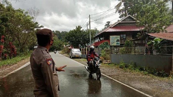 Pengendara Tak Punya Kartu Vaksin Bakal Diswab di Posko Siguntu, Reaktif Bakal 'Diusir' dari Toraja