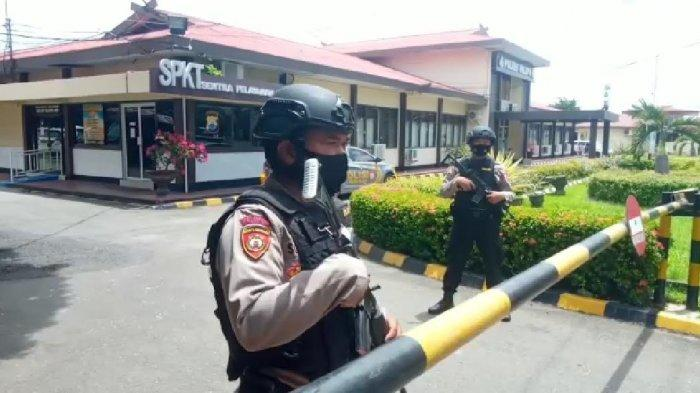 Polres Palopo Tingkatkan Penjagaan Pasca Serangan Teroris di Mabes Polri