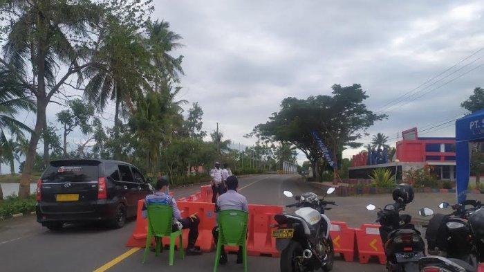 Dua Hari, Sudah Lima Pemudik Disuruh Putar Balik di Posko Penyekatan Bantaeng-Jeneponto