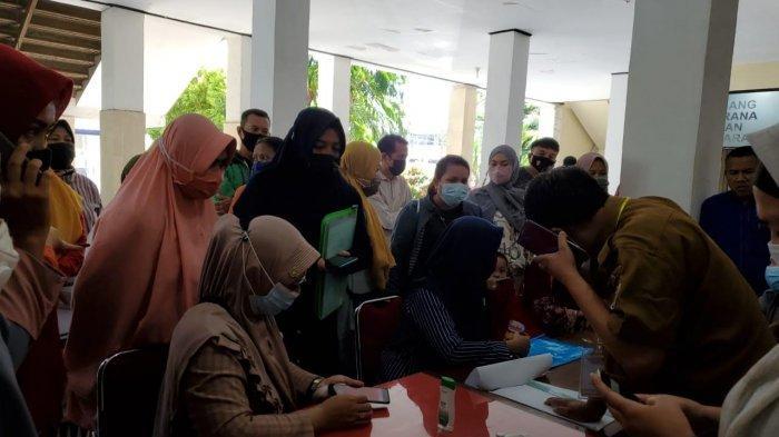 Hari Kedua Pendaftaran PPDB Makassar, Banyak Aduan Titik Kordinat Tidak Sesuai Domisili