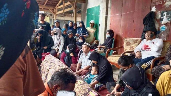 Sebelum Tewas Tertimpa Longsor, 4 Anak Kades Ilanbatu Luwu Sementara Makan Malam