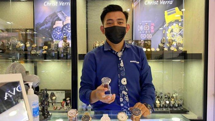 Jam Tangan Eksklusif Brand Populer Diskon 50% di Nipah Mall