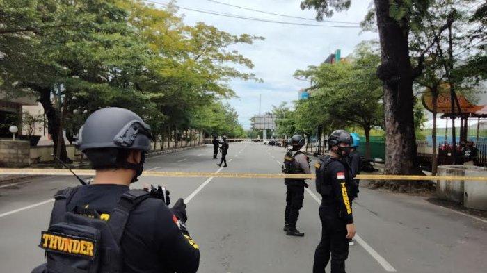 Densus 88 Tangkap MY Terduga Teroris di Aksi Bom Bunuh Diri di Gereja Katedral Makassar, Siapa Dia?