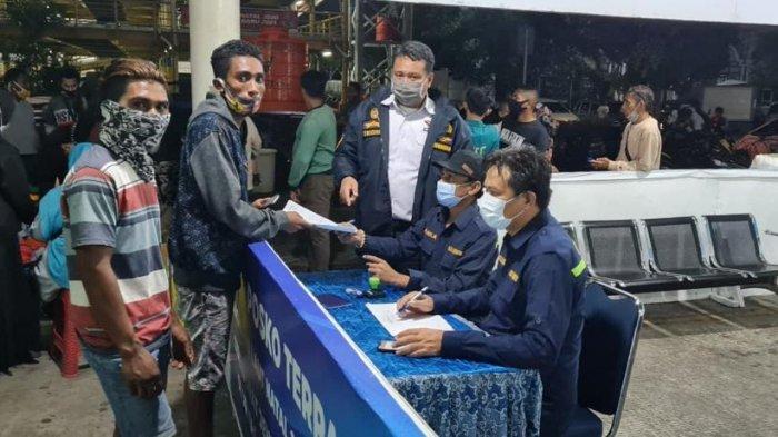 Pelindo IV: Penumpang Kapal Turun 70 Persen Dibanding Natal 2019