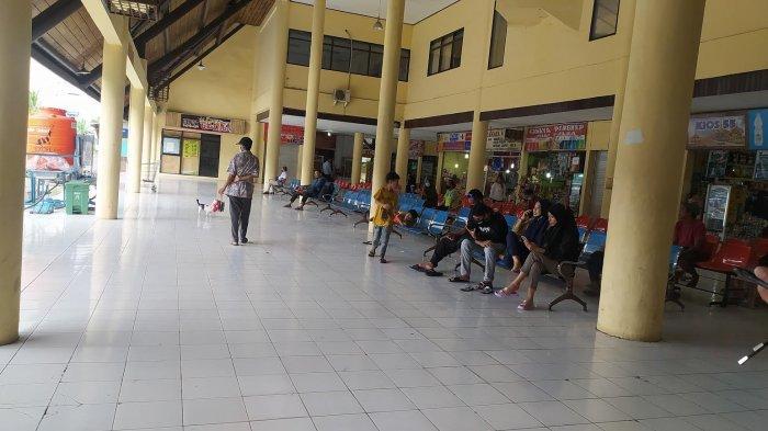 Jumlah Penumpang di Terminal Daya Makassar Diperkirakan Capai 2.500 Orang