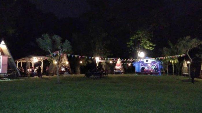 Borabora Camp, Rekomendasi Tempat Wisata di Palopo dengan Konsep Berkemah