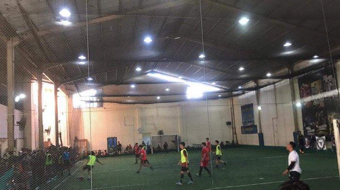 Red Gank Gelar Turnamen Fun Futsal, Ajang Silaturahmi Antar Sektor Jelang Akhir Tahun