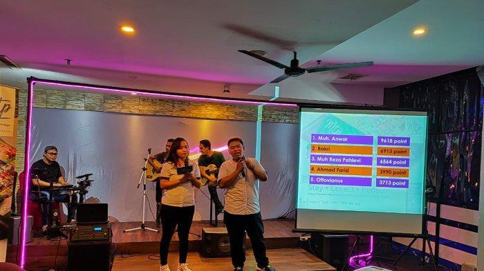 FOX Lite Royal Bay Makassar Jamu Member Loyal dan Bagi Voucher