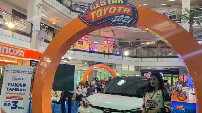 Gebyar Toyota Diperpanjang hingga 17 Oktober, DP Avanza Rp 15 Juta