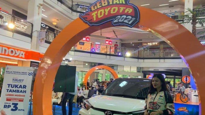 Buruan, Banjir Promo dan Hadiah di Gebyar Toyota MaRI