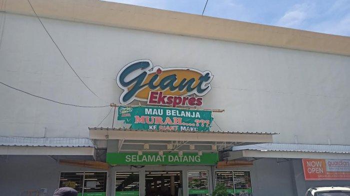 Promo Besar-besaran di Giant Ekspres Alauddin Mulai 5 Juni
