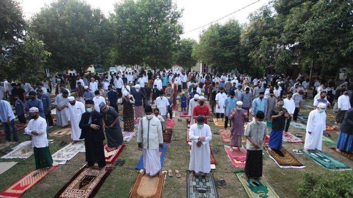 Covid-19 Meningkat di Bulukumba, Pelaksanaan Salat Iduladha di Masjid dan Lapangan Ditiadakan