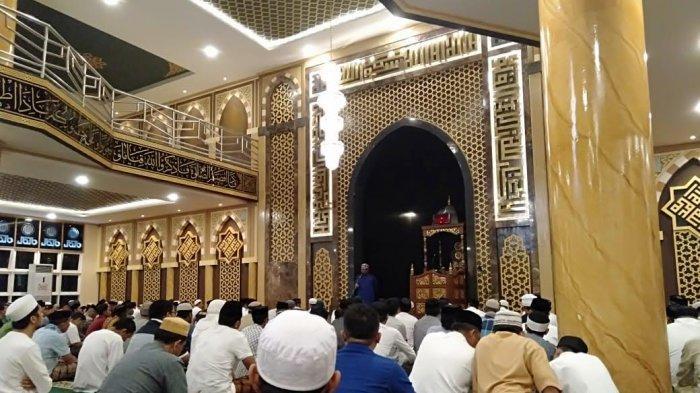Segini Jumlah Uang Celengan Masjid Agung Jeneponto Malam ke-25 Ramadan