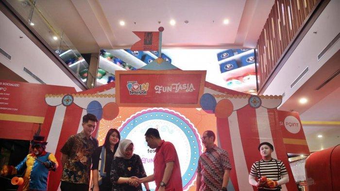 Gandeng Market World, Telkomsel Hadirkan Festival Fun-Tasia 2019 di Mal PiPo
