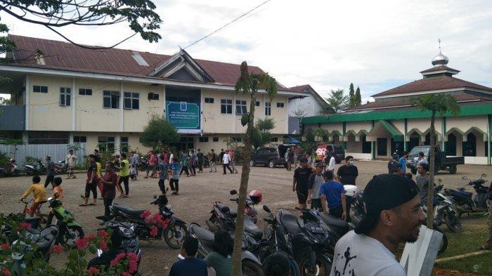 Pagar dan Kantor Yayasan Dirusak, Pengurus Pesantren Darul Istiqamah Melapor ke Polisi