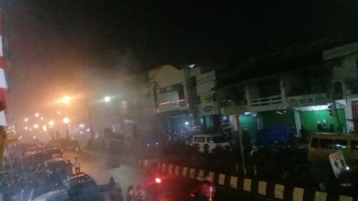 Begini Situasi Kota Rantepao Toraja Utara Jelang Pergantian Tahun