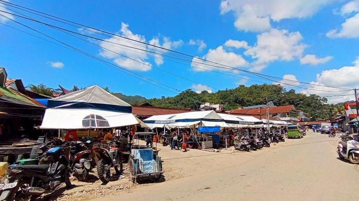 Pasar Makale Tana Toraja Kini Terlihat Lebih Bersih dan Rapih