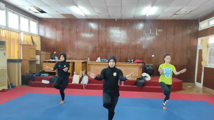 Tim Karate Sulsel Sudah Siap Bertanding, Target Tiga Emas