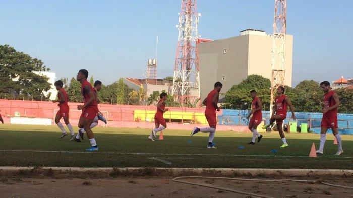 PSM Kembali Gelar Latihan di Stadion Mattoanging, Kemana Amido Balde ?