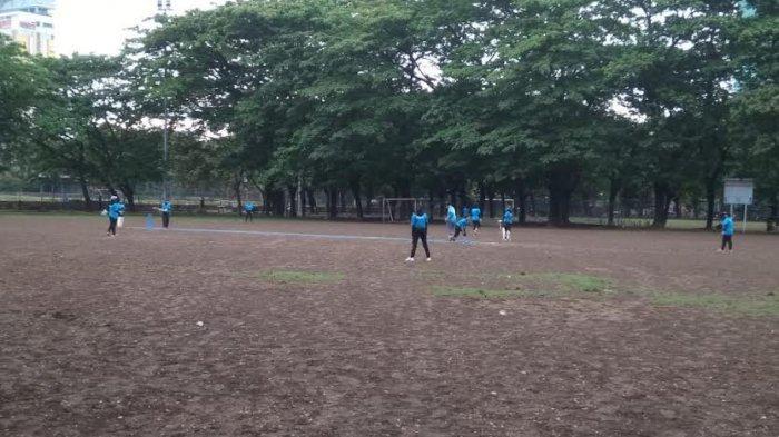 Target Boyong Emas di PON XX Papua, Kriket Putri Sulsel Uji Tanding dengan Tim Putra