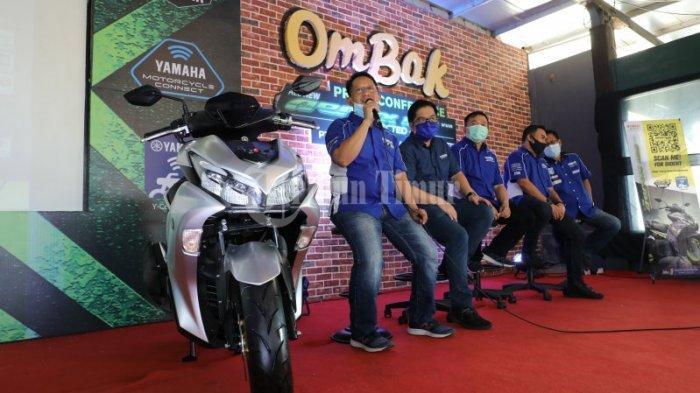 FOTO: Launching Offline Produk Yamaha All New Aerox 155 - suasana-launching-offline-produk-yamaha-all-new-aerox-155-vvaa-4.jpg
