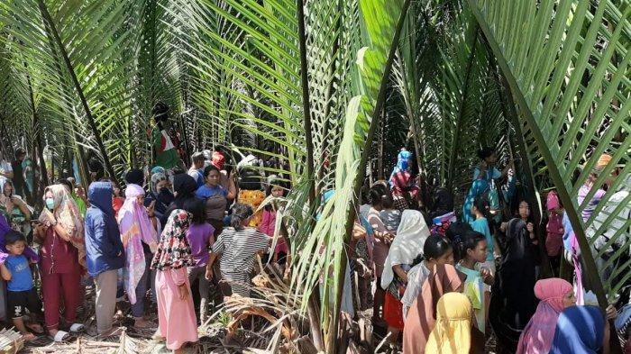 BREAKING NEWS: Sejumlah Anak Dikabarkan Tenggelam di Sungai Pampang Makassar