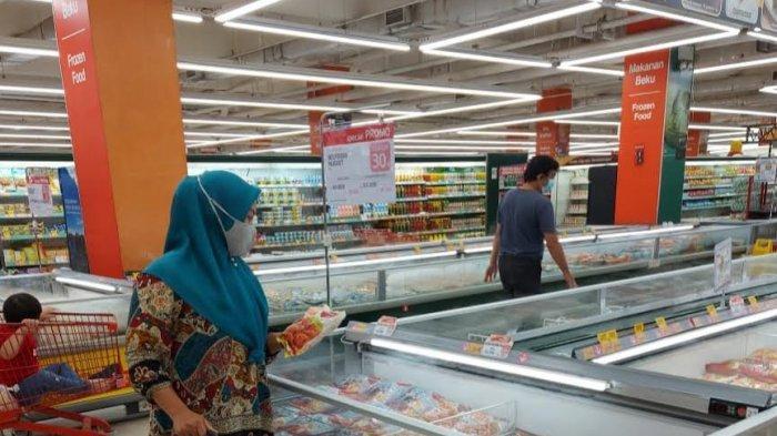 Paket Sembako Mulai Rp 100 Ribu, Beras 5 Kg Rp 59 Ribu di Lotte Mart