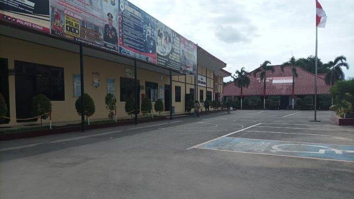 Dua Polisi Asal Gowa Ditangkap Kuasai Sabu di Makassar, Kasat Narkoba; Sementara Dicek