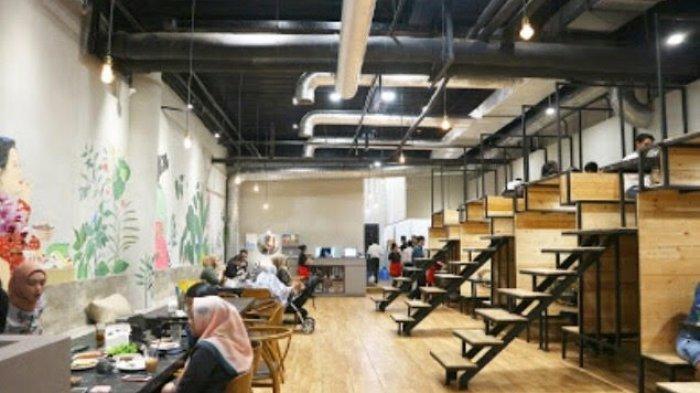 Makan Sepuasnya di Myoung Ga Nipah Mall Cuman Rp 99 Ribu